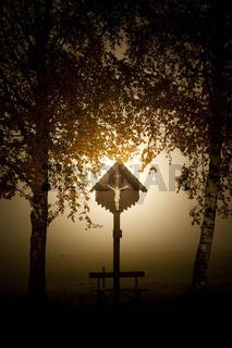 cross in bavaria
