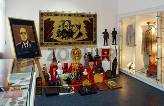 Stasi Devotionalien, Stasi Museum, Berlin