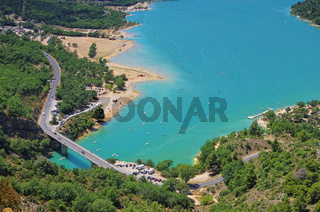 Lac de Sainte-Croix 01