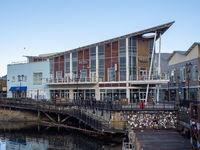 The Dock – Hotel and Restaurant at Mermaid Quay – Cardiff Bay – Bae Caerdydd