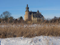 Die Wasserburg Gemen im Münsterland