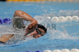 Freistilschwimmen