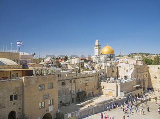 old town of jerusalem israel