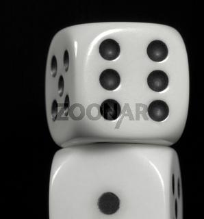 dice closeup