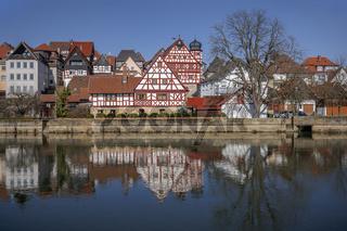 Das Dorf am Fluss