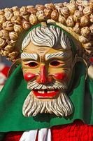 Schuttig-Maske aus Elzach