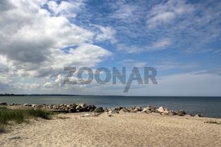 Strandabschnitt Weissenhaeuser Strand