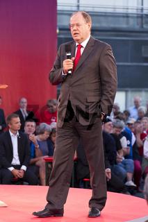 Kanzlerkandidat Peer Steinbrück