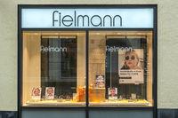Filiale der Firma Fielmann in Kempten