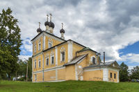 Church of the Holy Martyrs Flor and Laurus, Uglich, Russia