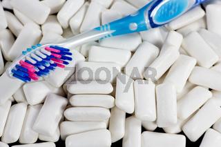 Clean the teeths