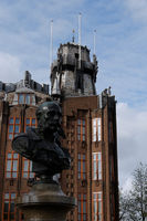Scheepvaarthuis in Amsterdam