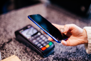 Easier way to use mobile payment then traditional