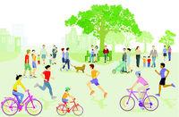 Sport Stadt-Park.eps