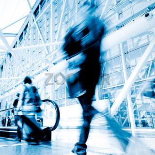 motion passengers