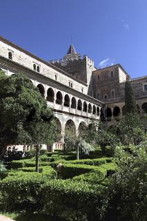 Die Klosteranlage von Guadalupe (UNESCO Welterbe)