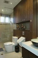 interior beauty center, bathroom