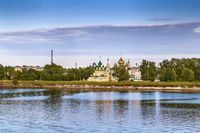 View of Uglich, Russia