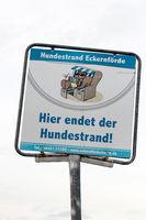 Schilder in Eckernfoerde. 004