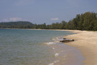 Cua Can Strand, tropischer Strand, Phu Quoc island, Vietnam