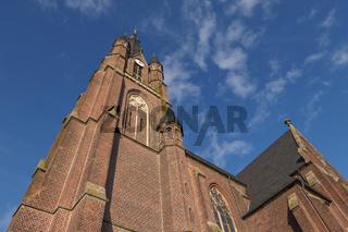 kirche im Münsterland