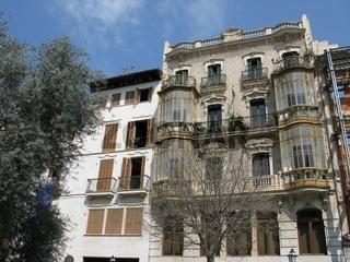 Katalanischer Jugendstil in Palma de Mallorca