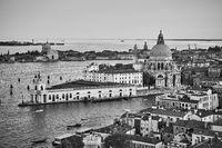 Venice with The Santa Maria della Salute church