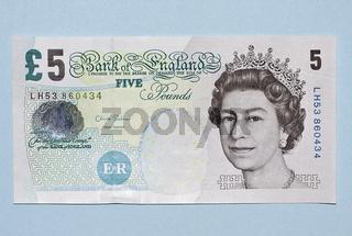 Britische Pfund