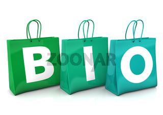 Shopping Bags BIO
