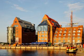 Speicher Stadthafen Rostock