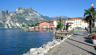 in Torbole am Gardasee