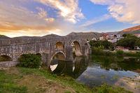 Old bridge in Trebinje - Bosnia and Herzegovina
