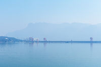 reservoir of the three gorges