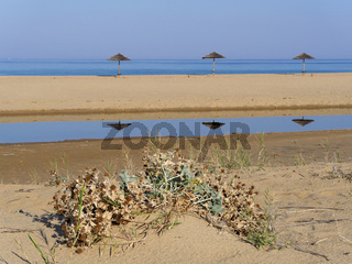 Strand von Piscinas