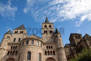 Liebfrauenkirche und Dom. Trier