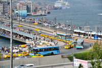 Rush Hour at Galatabridge – Istanbul