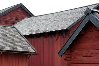 Rote Huetten. Schweden