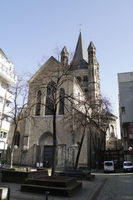Gross St. Martin, romanische Basilika aus dem 12. Jahrhundert