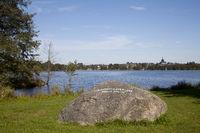 Weißenstädter See in Weissenstadt