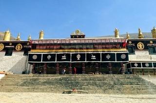 Kloster Drepung Lhasa Tibet China