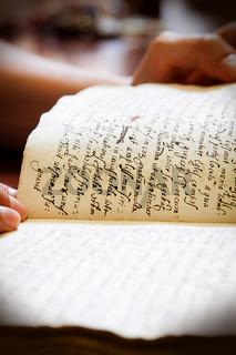 Latin manuscript