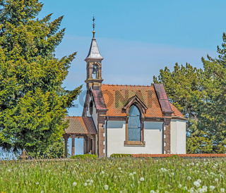 Kapelle Friedhof Heiligenberg, Linzgau, Baden-Württemberg