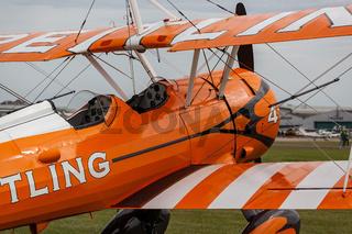 Breitling Wingwalker - Boeing Stearman