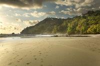 Costa Rica Jungle Beach