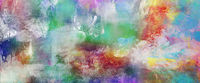 texturen abstrakt lasuren öl acryl banner