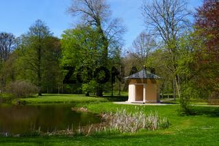 Teepavillon im Schlosspark Ludwigslust