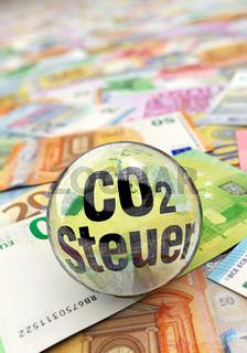 Kosten CO2-Steuer, Hochformat