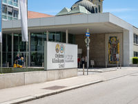 Entrance of Hospital Ordensklinikum Linz – Barmherzige Schwestern Elisabethinen - Linz