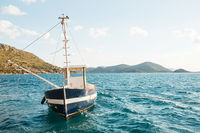 Boat in Turkey