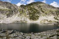Lake in Rila mountain